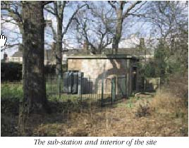 North Square Sub Station